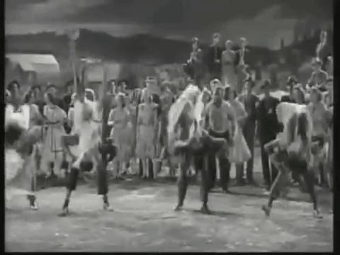 1938 Radio City Revels