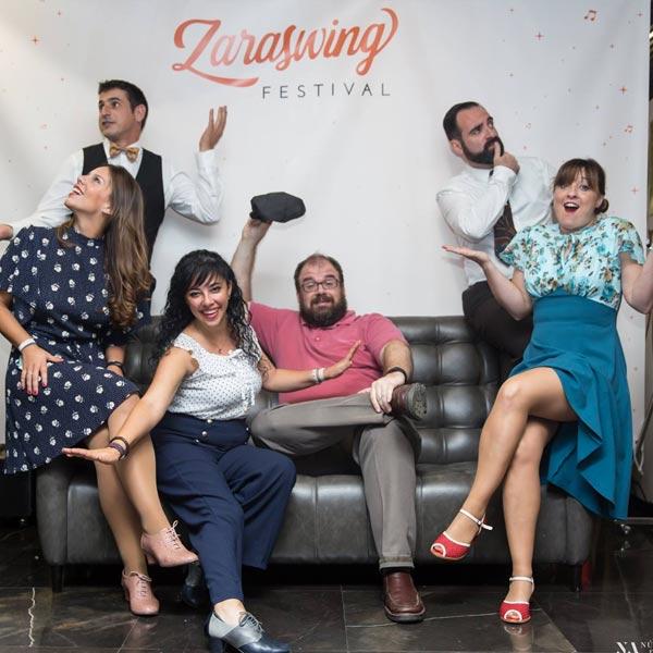 zaraswing - Academia swing zaragoza